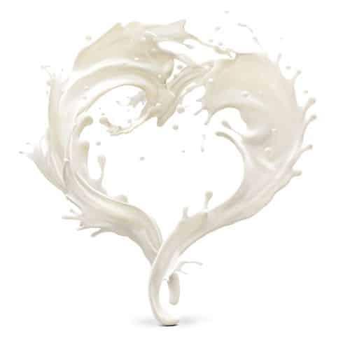Crema de corazon