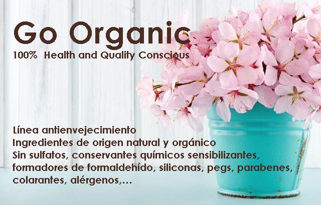 tratamiento cosmetico organico go organic