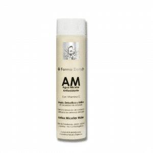 Agua Micelar Antioxidante
