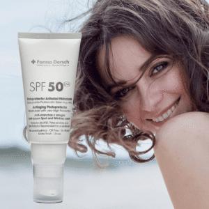 Crema Hidratante SPF 50