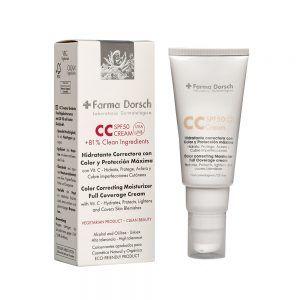 CC50+ Farma Dorsch caja y tubo
