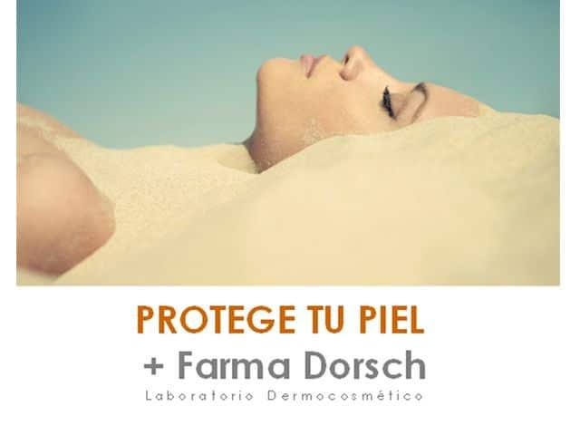 banner verano protege tu piel