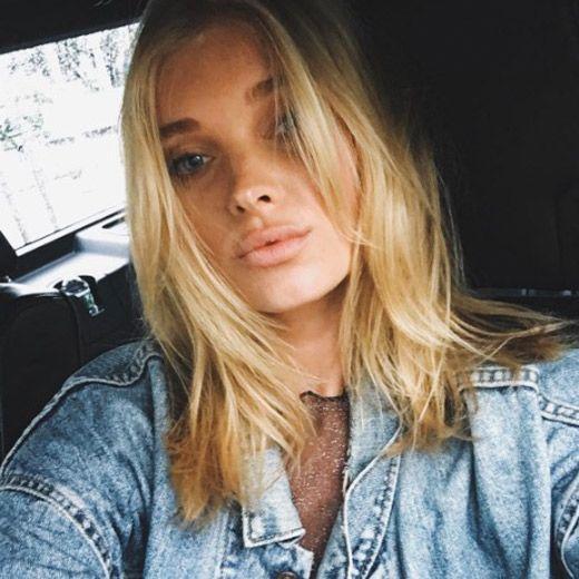 Selfie Elsa Hosk