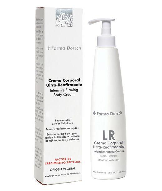 reducir volumen con la crema ultra reafirmante de fridda dorsch
