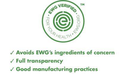 EWG VERIFIED ™: un nuevo estándar para la salud
