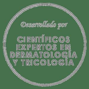 Desarrollado por científicos expertos en dermatología y tricología