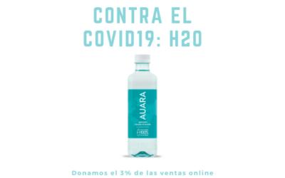 Agua para Hospitales COVID19