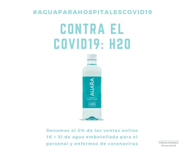 h2o covid19