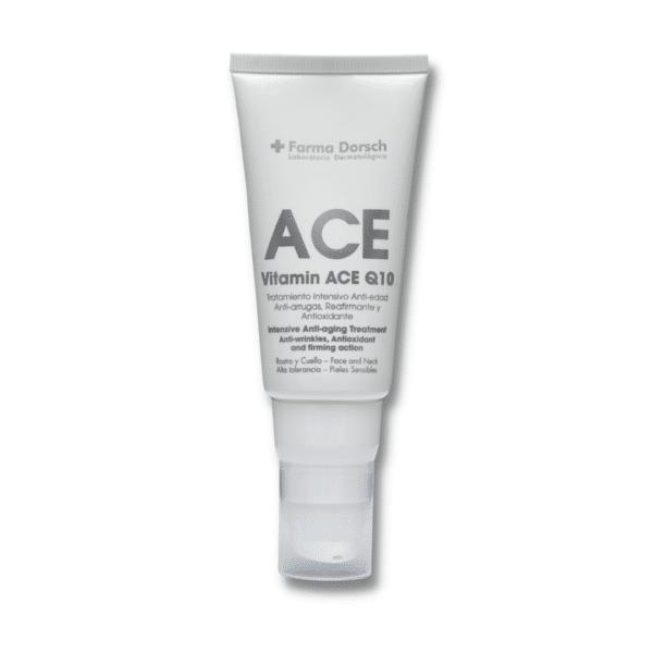 Vitamin ACE + Q10. Antiedad e Iluminadora