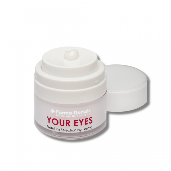 Crema Contorno de Ojos Your Eyes